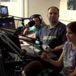 Techniekmenu XFM vanuit de Midvliet studio