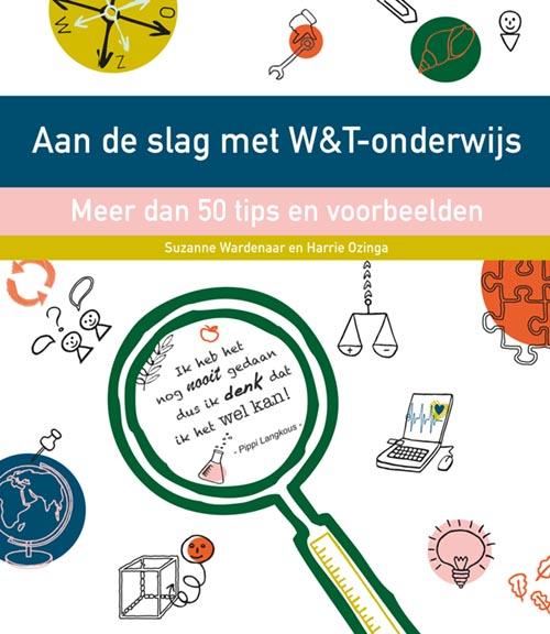 boek Aan de slag met W&T Onderwijs